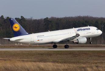 D-AIZU - Lufthansa Airbus A320