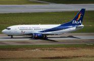 CP-2550 - Boliviana de Aviación - BoA Boeing 737-300 aircraft
