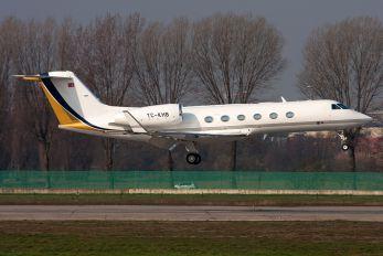 TC-KHB - Private Gulfstream Aerospace G-IV,  G-IV-SP, G-IV-X, G300, G350, G400, G450