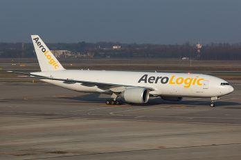 D-AALE - AeroLogic Boeing 777F