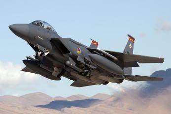 87-0210 - USA - Air Force McDonnell Douglas F-15E Strike Eagle