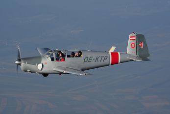 OE-KTP - Private SAAB 91 Safir
