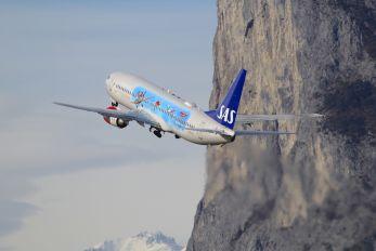 LN-RCY - SAS - Scandinavian Airlines Boeing 737-800