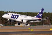 SP-LDI - LOT - Polish Airlines Embraer ERJ-170 (170-100) aircraft