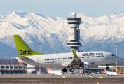 YL-BBJ - Air Baltic Boeing 737-300 aircraft