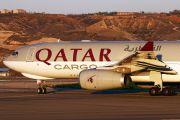A7-AFV - Qatar Airways Cargo Airbus A330-200F aircraft