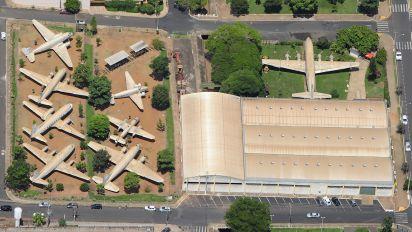 - - Museum Eduardo André Matarazzo - Airport Overview - Museum, Memorial