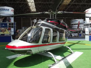 XA-AVA - Private Bell 407 GT