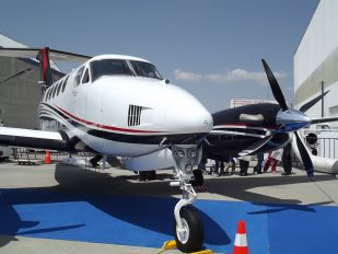 N344KA - Hawker Beeechcraft Corp. Beechcraft 200 King Air