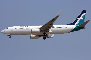 9V-MGB - SilkAir Boeing 737-800