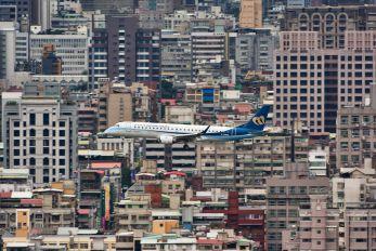 B-16823 - Mandarin Airlines Embraer ERJ-190 (190-100)