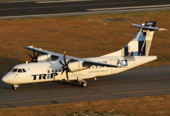 PR-TKE - Trip Linhas Aéreas ATR 42 (all models)