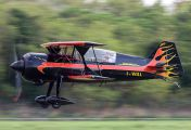 I-WILL - Private Pitts Model 12 aircraft
