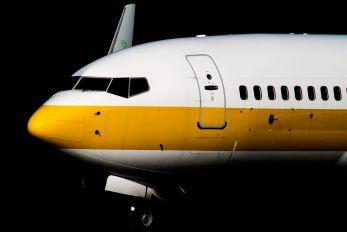 VQ-BBS - Gama Aviation Boeing 737-700 BBJ
