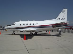 XA-JRF - Private North American Tp86 Sabreliner