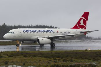 TC-JLS - Turkish Airlines Airbus A319
