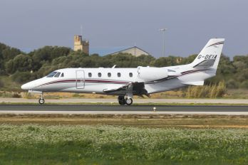 G-DEIA - Private Cessna 560XL Citation XLS