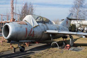 14 - Russia - Air Force Mikoyan-Gurevich MiG-15 UTI