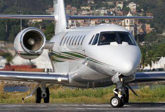 PR-SVG - Private Cessna 680 Sovereign