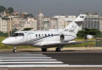PT-JAA - Private Raytheon Hawker 800XP