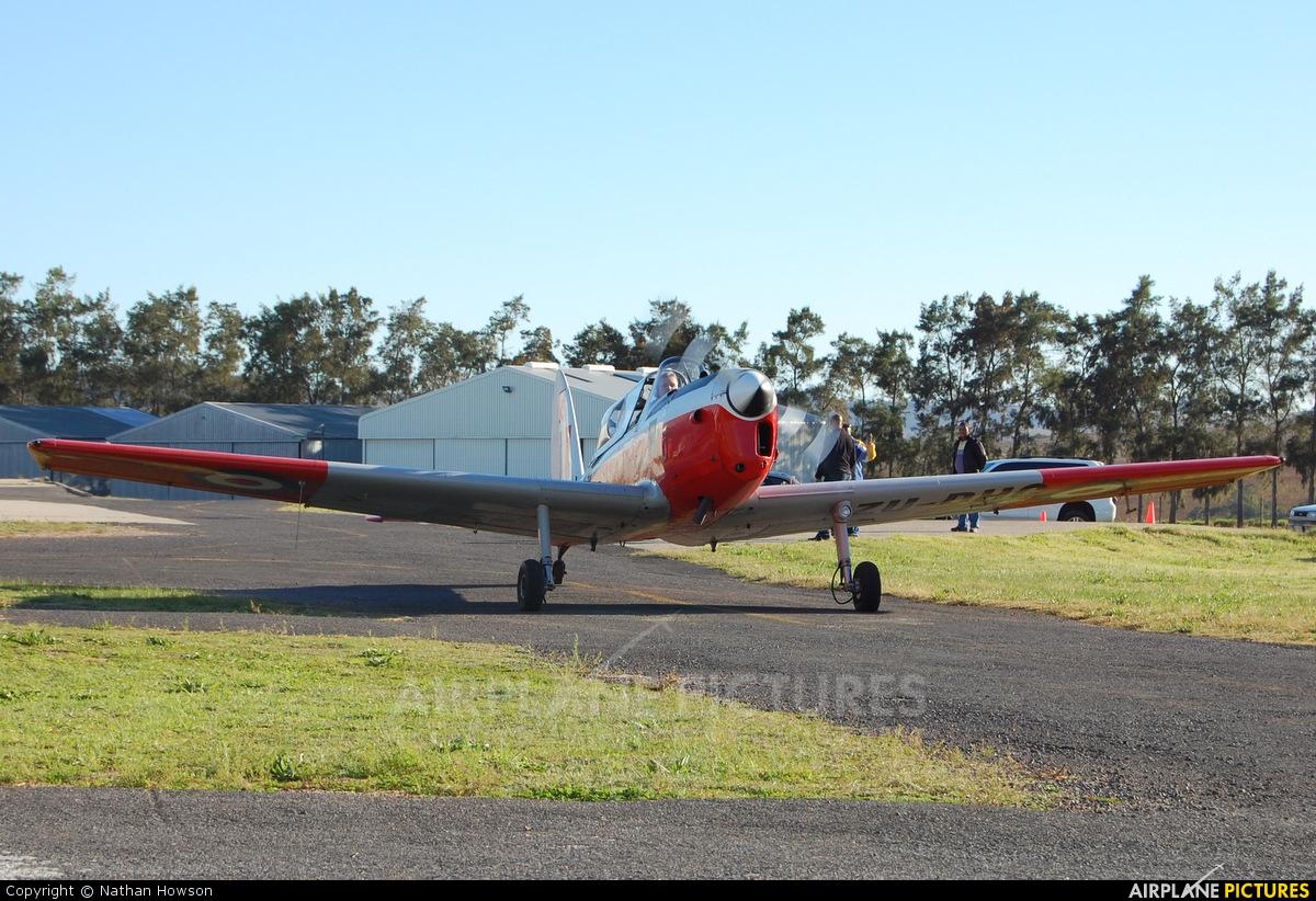Private ZU-DHC aircraft at Stellenbosch