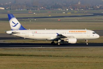 TC-FBO - FreeBird Airlines Airbus A320