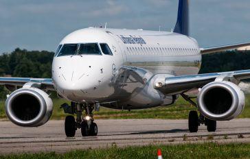 D-AEBG - Lufthansa Regional - CityLine Embraer ERJ-195 (190-200)