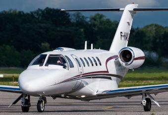 F-HAMG - Dalia Air Cessna 525 CitationJet
