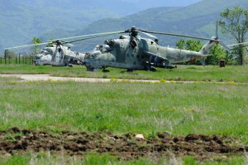 131 - Bulgaria - Air Force Mil Mi-24D