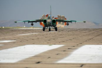 095 - Bulgaria - Air Force Sukhoi Su-25UB