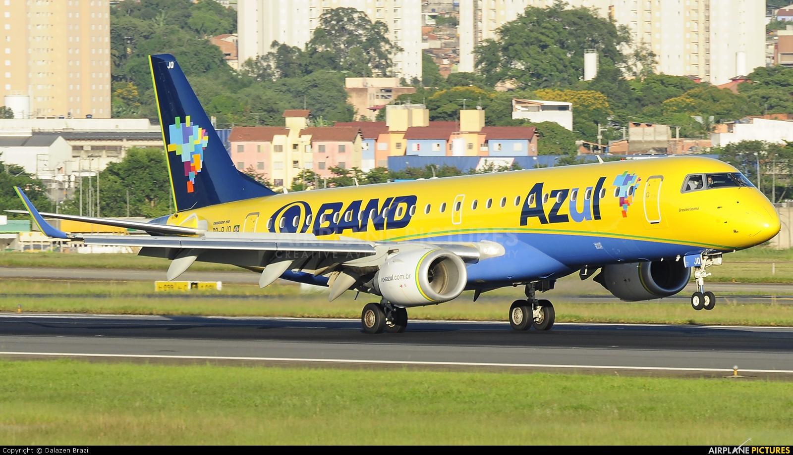 Azul Linhas Aéreas PP-PJQ aircraft at São Paulo - Guarulhos