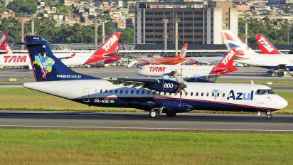 PR-AQE - Azul Linhas Aéreas ATR 72 (all models)