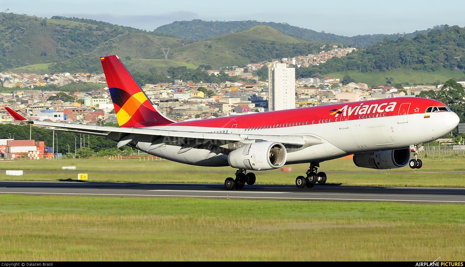 Avianca N968AV aircraft at São Paulo - Guarulhos