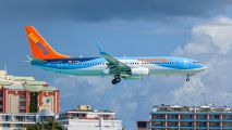 C-FPZA - Sunwing Airlines Boeing 737-800 aircraft