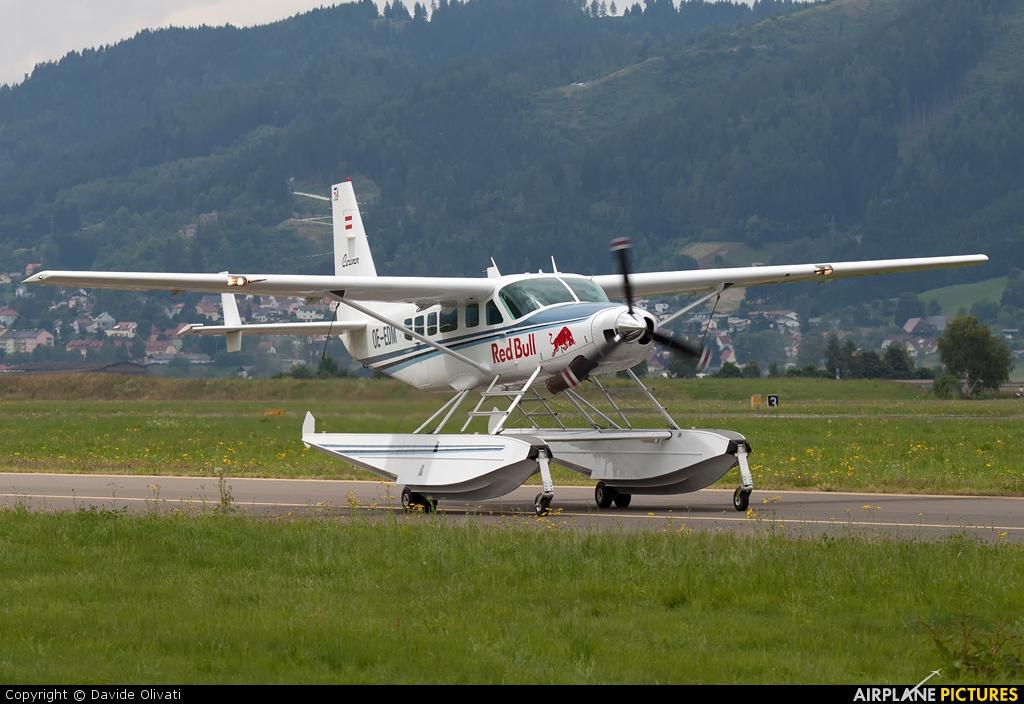 The Flying Bulls OE-EDM aircraft at Zeltweg