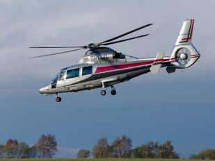 EI-GJL - Private Aerospatiale AS365 Dauphin II