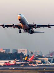 3B-NBJ - Air Mauritius Airbus A340-300