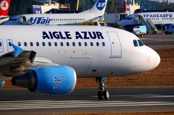 F-HBAP - Aigle Azur Airbus A320