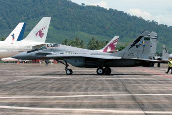 M43-16 - Malaysia - Air Force Mikoyan-Gurevich MiG-29N