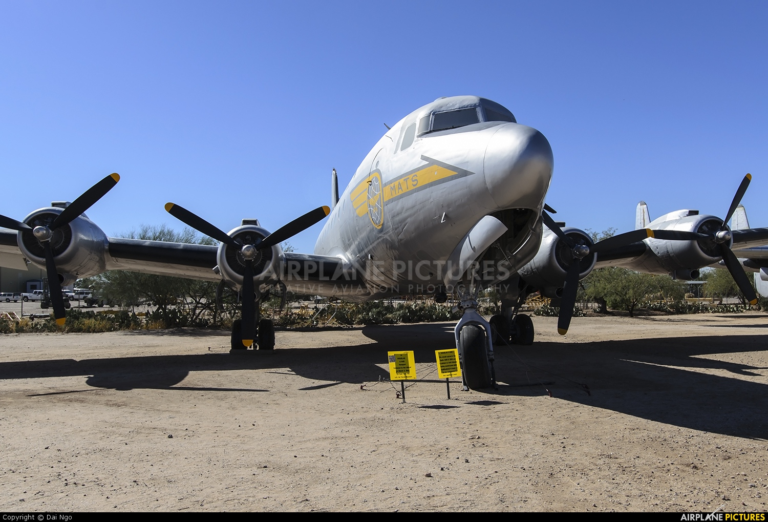 USA - Air Force 42-72488 aircraft at Tucson - Pima Air & Space Museum