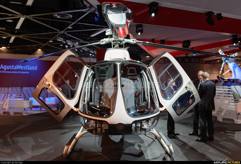 Agusta Westland I-AWTA aircraft at Off Airport - California