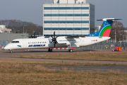 D-ADHR - US-Bangla de Havilland Canada DHC-8-400Q / Bombardier Q400 aircraft