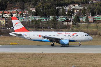 OE-LDE - Austrian Airlines/Arrows/Tyrolean Airbus A319