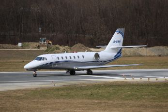 D-CWIN - Private Cessna 680 Sovereign