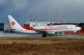 7T-VJO - Air Algerie Boeing 737-800