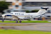 PT-ORB - Private Beechcraft 200 King Air aircraft