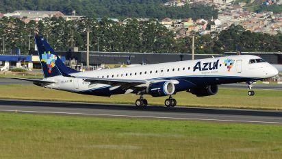 PR-AYR - Azul Linhas Aéreas Embraer ERJ-195 (190-200)