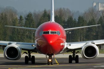 LN-NOR - Norwegian Air Shuttle Boeing 737-800