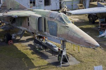 60 - Russia - Air Force Mikoyan-Gurevich MiG-27