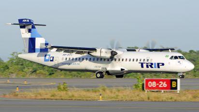 PT-PTT - Trip Linhas Aéreas ATR 72 (all models)